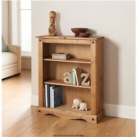For sale pine book case