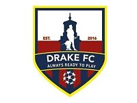 DRAKE FC UNDER 13S SEASON 18/19, PLAYERS NEEDED!!!!!