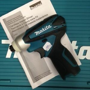 MAKITA DT01 - CORDLESS IMPACT DRIVER  - tool only Belleville Belleville Area image 1