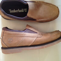 New, never worn Timberland shoes