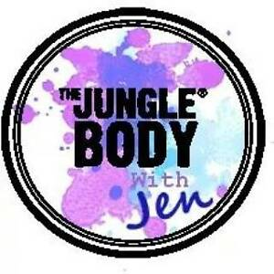 KONGA Classes in Gosnells & Surrounds - The Jungle Body with Jen Gosnells Gosnells Area Preview