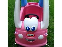 Little Tikes Cosy Coupe Car Pink