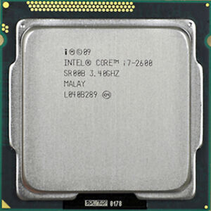 Barely Used Intel core i7 2600 Great deal!!!