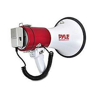 Pyle-Pro PMP52BT Bluetooth Megaphone with Bullhorn