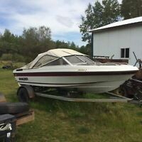 For sale or trade 1994 -17 foot Boat