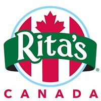 Rita's Franchise Opportunities Available CANADA