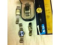 Five Working Watches