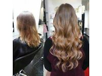 Micro Ring Extension -Micro Weft Hair Extension - Brazilian knots Hair Extension