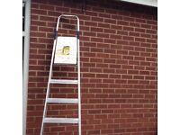 Folding 8ft Ladders