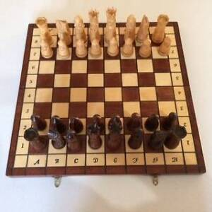 Chess Board - Hand Made in Czech Republic Newcastle Newcastle Area Preview