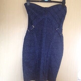 lipsy dress size 14in Stoke Bishop, BristolGumtree - Lipsy dress size 14 dark blue sparkly brand new with tickets beautiful dress picture does not do it justice