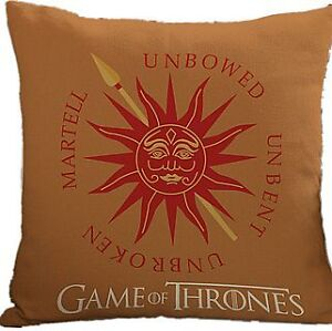 Brand New- Game of Thrones Decorative Pillow Covers Sarnia Sarnia Area image 8