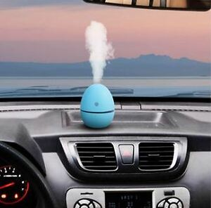 Essential Oil Aromatherapy Ultrasonic Mist Diffuser Humidifier