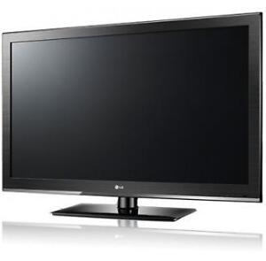 LG 42 inch lcd 1080p with Chromecast