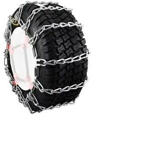 Snow Blower Tire Chain