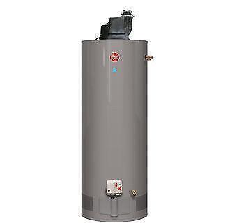 Power Vent Gas Water Heater Ebay