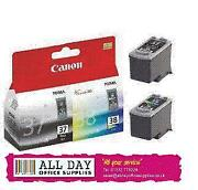 Canon Ink Cartridges 37 38