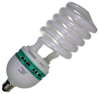 ALZO 85W CFL Video-Lux Photo Light Bulb 3200K, 4250 Lumens, 120V, Warm (85w Cfl Light Bulb)