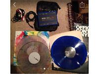 Rane SL3 with control vinyl