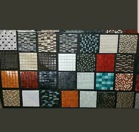 Mosaic tiles for kitchen