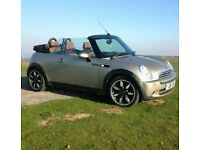 Mini cooper convertible sidewalk limited edition stunning headturner