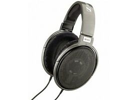 Sennheiser HD 650 Audiophile Open-Back Dynamic Headphones in perfect condition!