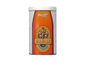 SALE $18!!!!! Munton's Pale ale beer kit