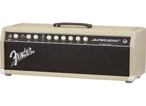 FENDER SUPER SONIC HEAD 60W