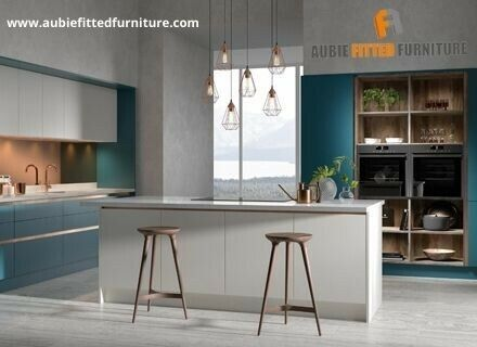 Bespoke Kitchen Supplier - Aubbie Fitted Furniture - Top Quality Fitted Kitchens