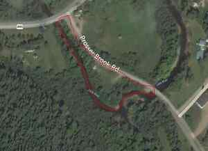 Want to Trade Riverfront Lot for UTV/ATV or Tundra Snowmobile