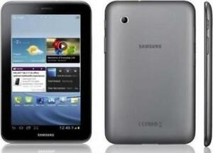 """Samsung Galaxy Tab 2 7.0""""; 8GB; Mint Condition & comes with 16GB SD Card"""