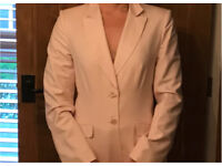 Oasis pink suit