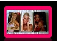 KATIE PRICE BIOGRAPHIES (3) - HARCOVER - FOR SALE
