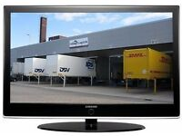 """Samsung 32"""" inch LCD TV HD Ready with Freeview Built in 3 x HDMI not 37 39 40 42 May Deliver Locally"""