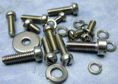 Ford/ Holley 94 Carburetor Stainless Screw Hardware
