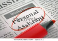 Personal Assistant - Part time work with various tasks