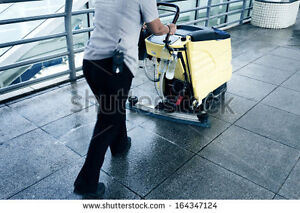 Experinced Cleaner is looking partime hours