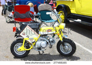 Wanted, 50 to 125cc pit bike engine for Honda z50