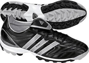 Used Adidas Acuna TRX TF indoor soccer cleats, size 10.5 US