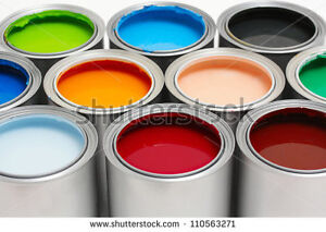 """Left over paint wanted for interior walls and trim """"Free"""""""
