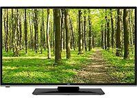 """JVC TV LT-40C750 Smart 40"""" LED Tv Full HD Freeview HD"""