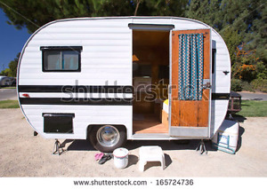 Looking for a vintage style trailer.