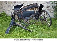 A busted Chariot