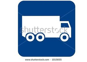 Commercial Truck Parking