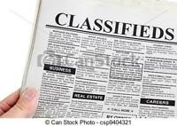 Group about classifieds on MeWe Network