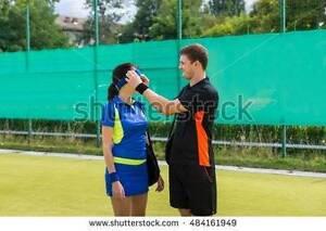 Tennis hitting Partner Melbourne CBD Melbourne City Preview