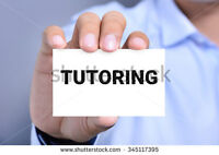 TUTORING-FINANCE/ECONOMICS-MATH/CALCULUS COURSES AND GMAT/GRE