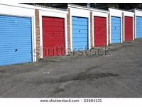 garage wanted to rent for storage -- Glenfild -- Braunstone frith -- New Parks area.