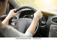 Female Licensed Driving Instructor. I speak English and Arabic.