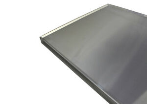 Stainless Steel Heavy Gauge Classification Table Top